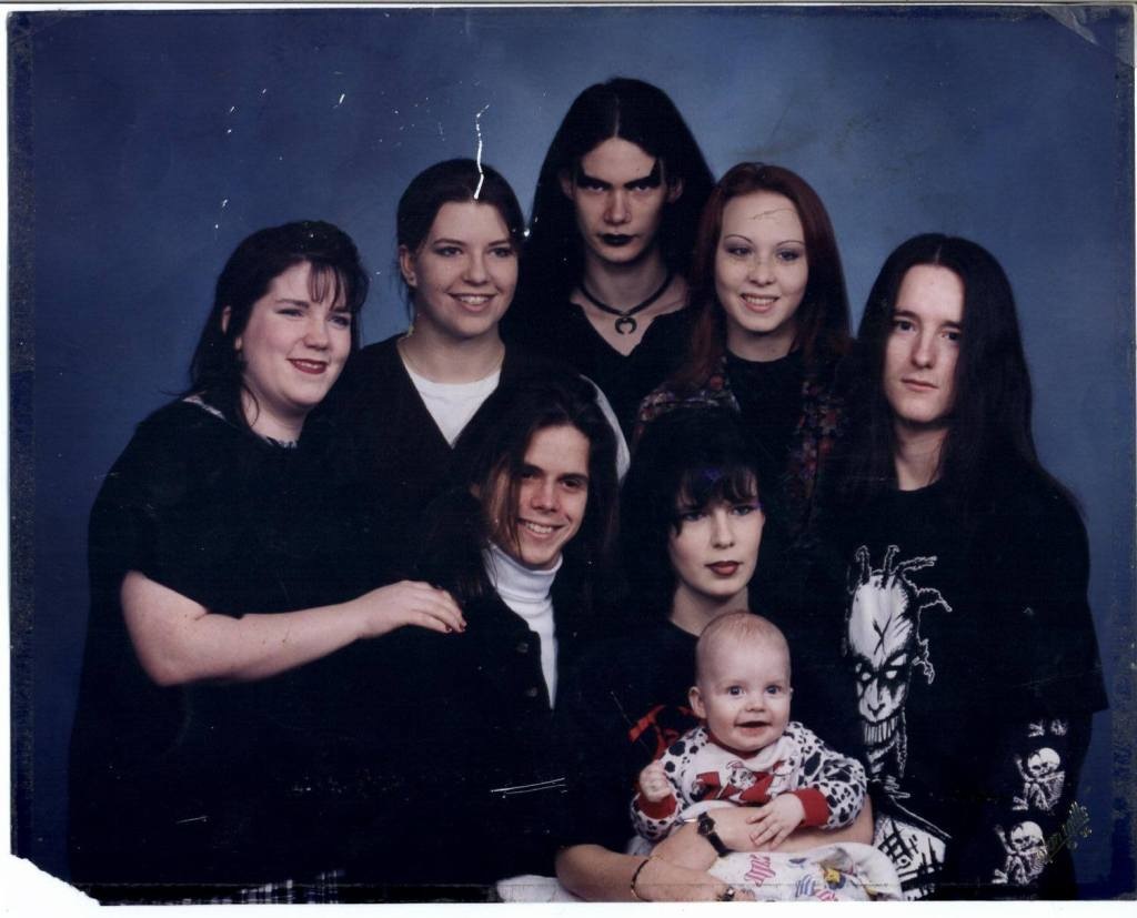 The Neo-Goth Family