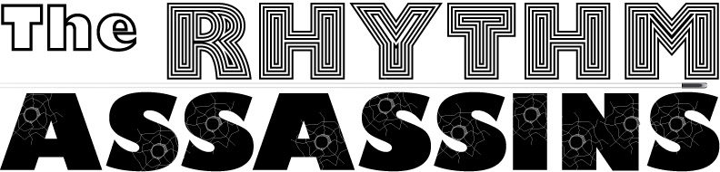 The Rhythm Assassins Logo